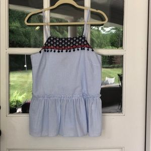 Super cute top for the summer! THML brand